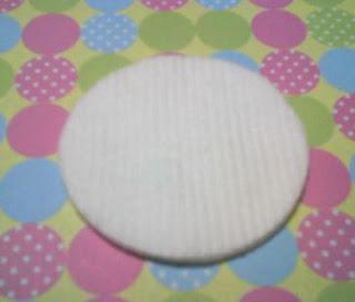 Disco de algodão Bellacotton York Panvel Dauf Dia